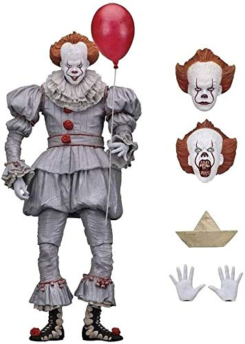 WANGSHAOFENG 2017 Stephen King Clown Ultimate Pennywise Anime Action Abbildung 7.1