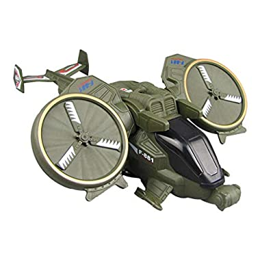 Almencla Simulation Airforce Fighter Sound and Light Aircraft Model Toy Gift