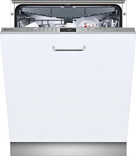 Neff GX5801M Geschirrspüler Vollintegriert/A++ / 266 kWh/Jahr / 2660 L/jahr/TimeLight/weiß
