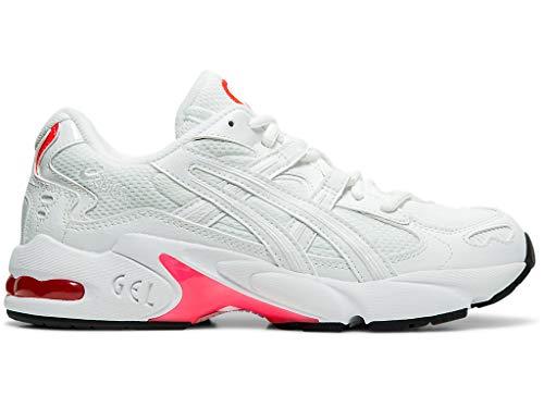 ASICS - Damen Gel-Kayano 5 OG Schuhe, 44 EU, White/White