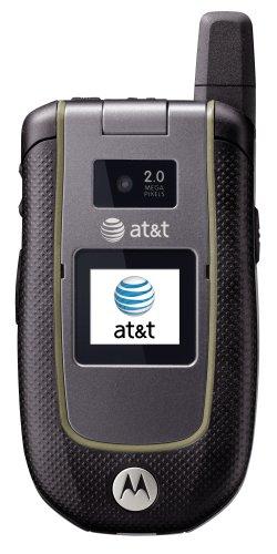 Motorola Tundra VA76r Rugged GSM Cell Phone AT&T