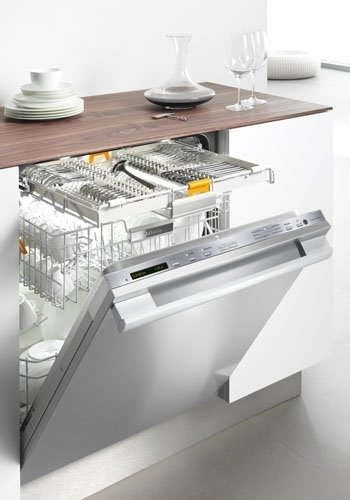 Miele Futura Dimension Plus G5775SCSF Fully Integrated Dishwasher 6 Wash Programs, 3D Cutlery Tray