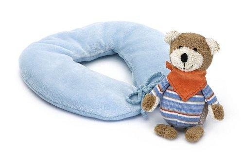 Sterntaler 34945-000000 - Baby Nackenstütze Benny