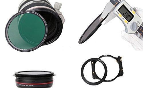 Haida Pro II Digital Slim Polfilter Zirkular MC (multicoating) - 100er Serie Einschubfilter - Bitte Hinweis beachten