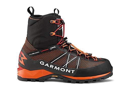 GARMONT M G-Radical GTX Orange-Schwarz, Herren Gore-Tex Wanderschuh, Größe EU 42.5 - Farbe Orange - Red