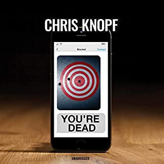 You're Dead audiobook cover art