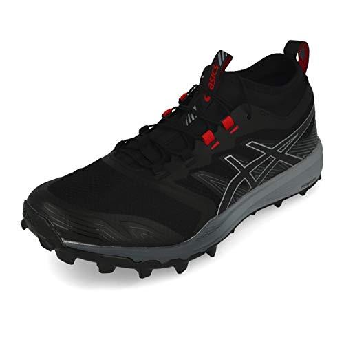Asics Fujitrabuco Pro, Trail Running Shoe Hombre, Negro, 41.5 EU