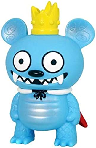 Monster Bossy Bear 5  Vinyl Figure by David Horvath