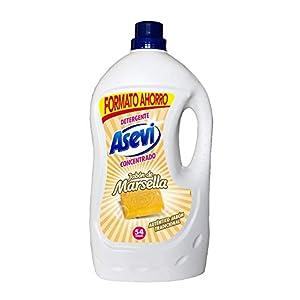 Detergente Asevi Jabón de Marsella 55 dosis (23671)