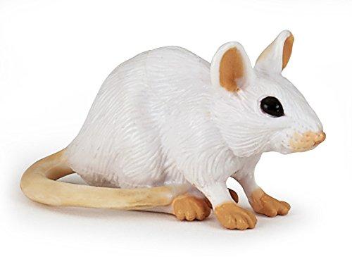 bester der welt Papo 50222 WILDE TIERE DER WELT Maus Weiß, Mehrfarbig 2021