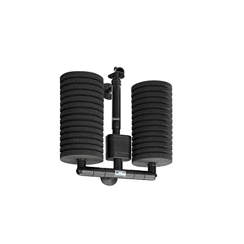 EBI 223-427965 Schwammfilter Bob Maxi mit Pumpe, 22 x 8 x 24.5 cm