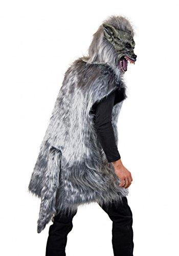 Festartikel Hirschfeld Loup Costume Tunique et Masque