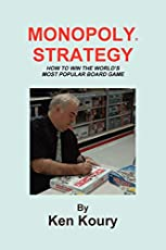 Image of Monopoly Strategy by Ken. Brand catalog list of Lulucom.
