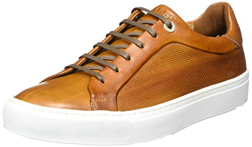 LLOYD Herren Area Sneaker, Braun (Brandy 3), 43 EU