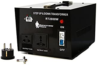 Best 220 to 120 step down transformer Reviews