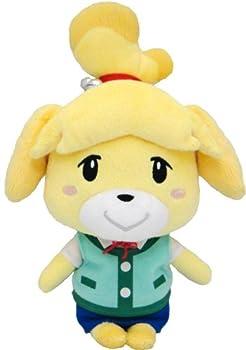 Sanei Animal Crossing New Leaf 8  Plush Toy  Isabelle/Shizue