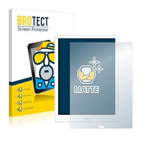 BROTECT Entspiegelungs-Schutzfolie kompatibel mit Onyx Boox Max 3 Displayschutz-Folie Matt, Anti-Reflex, Anti-Fingerprint
