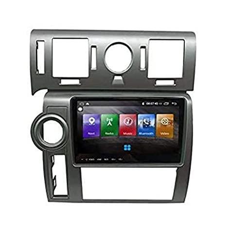 Navigazione GPS Autoradio per Hummer H2 2008, Schermo tattile 2.5D Android 10.0 Autoradio Stereo Supporta Il Controllo del Volante BT Mirror-Link 4G WiFi