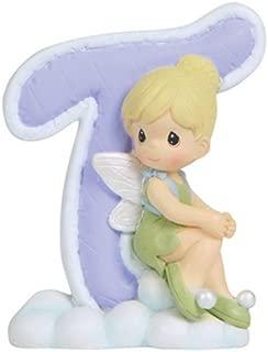 Precious Moments, Disney Showcase Collection, Alphabet Letter T, Resin Figurine, 114464