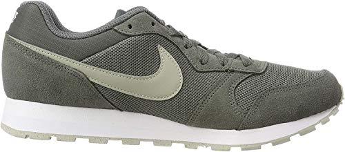 Nike Herren Md Runner 2-749794 Gymnastikschuhe, Mehrfarbig (Mineral Spruce/Spruce Fog 302), 44 EU
