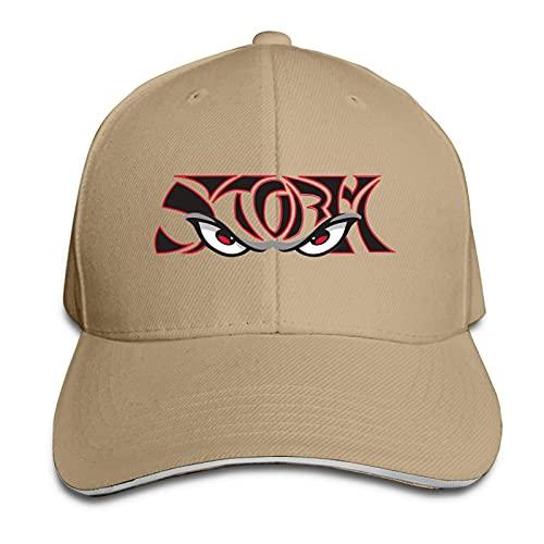 XCNGG Lake E-Lsinore Storm Gorra Unisex para Adultos Gorra de Golf Gorra Tipo sándwich Ajustable