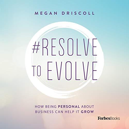 #Resolve to Evolve cover art