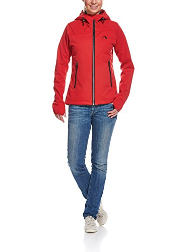 Tatonka Damen Jacke Hena Womens Jacket, Red Carpet, 42