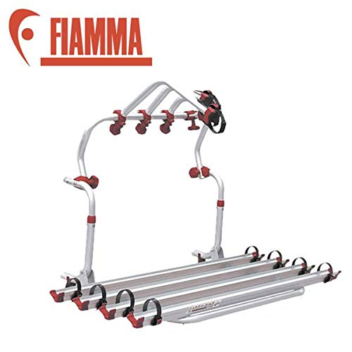 Fiamma Portabicicletas Autocaravana Carry Bike Pro C 4 Bikes