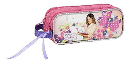 Violetta - Estuche portatodo Doble (SAFTA 811429513)
