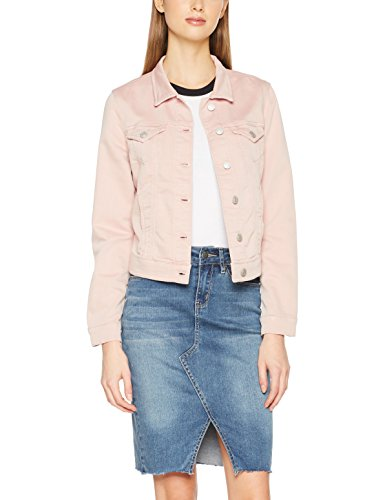 Mavi Damen Charlize Jacke, Rosa (Smoky Rose Coloured Sporty 25187), Small