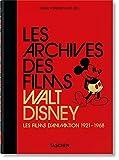 Les archives des films Walt Disney: Les films d'animation 1921-1968 (40th Anniversary Edition)...