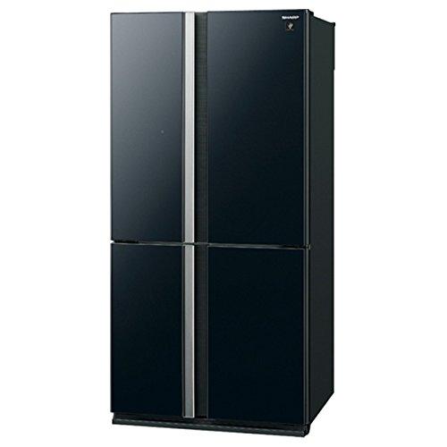 シャープ(SHARP) 4ドア冷蔵庫 612L プラズマクラスター搭載フレンチドア SJ-G61X-B
