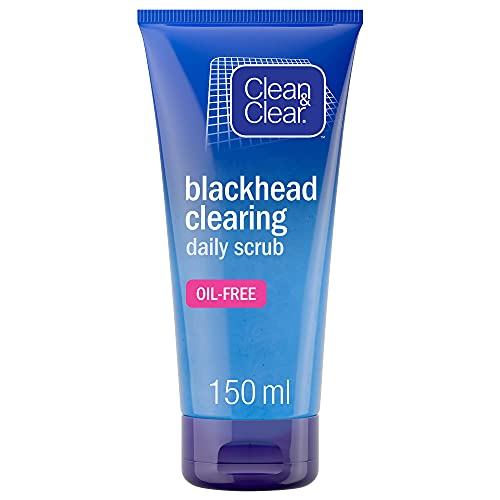 Clean&Clear - Gel Exfoliante Puntos Negros, 150 ml