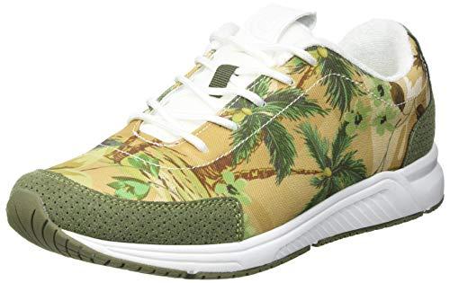 Desigual Shoes_Runner_CMOFL, Sneakers Mujer, Tutti Fruti, 36 EU