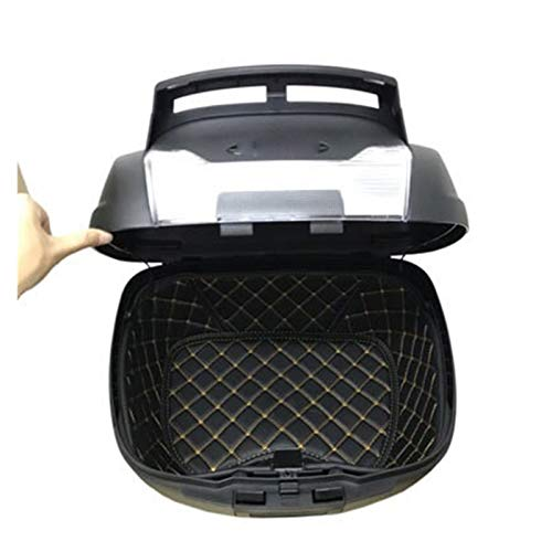 Saddle bag For SHAD SH26 SH29 SH33 SH34 SH39 SH40 SH45 SH48 Trunk Case Liner Luggage Box Inner Container Tail Case Trunk Lining Bag Motorcycle saddle bag (Color Name : SH40)