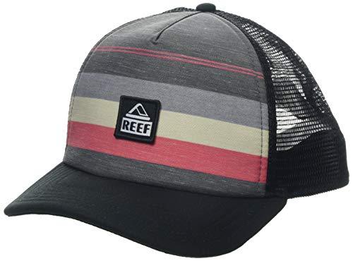 Reef_Apparel Reef Peeler Hat Gorra de béisbol, Negro (Black Bla), Talla única para Hombre