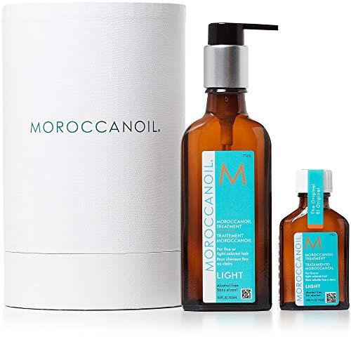 Moroccanoil Treatment Light Home & Travel Duo