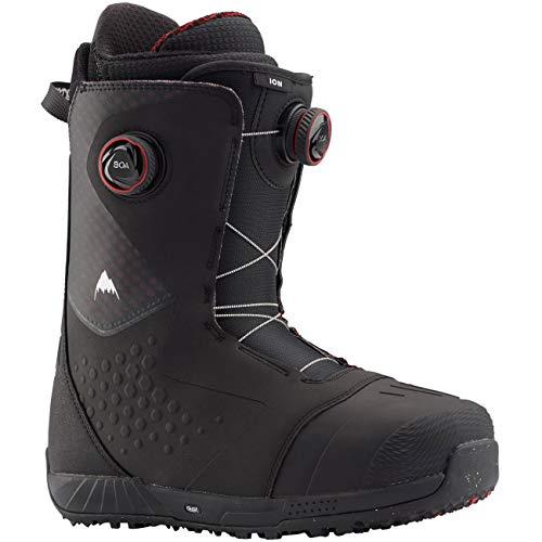 Burton Ion Boa Snowboardboots 2020 - Black/Red Gr. 43.5 (US 10.5)