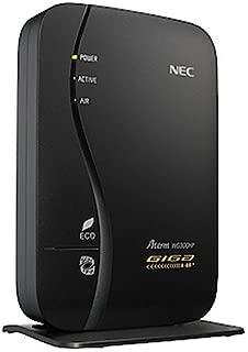 日本電気 AtermWG300HP PA-WG300HP