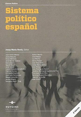 Sistema Político Español 2a edición: 11 (CIENCIA POLÍTICA)