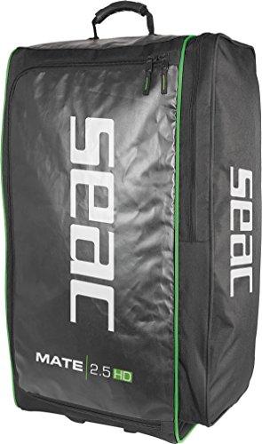 SEAC Tauchen Tasche Mate 2.5 HD, 85 x 45 x 33 cm, 126 Liter, 2,5 kg