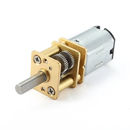 REFURBISHHOUSE DC 6V 10RPM Miniatur Getriebemotor Mini Getriebemotor
