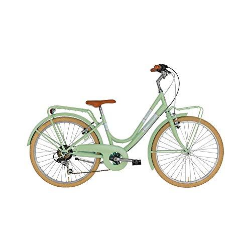 Alpina Bike Milly, Bicicletta per Ragazza, Verde Menta, 20