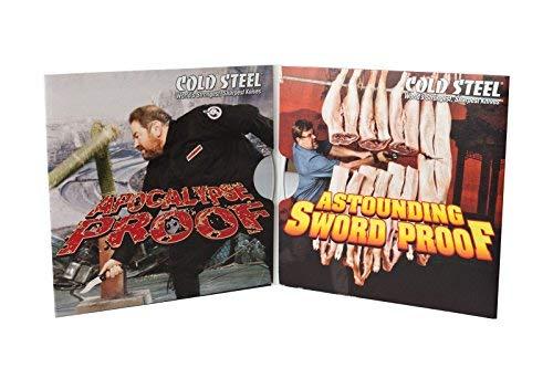 Cold Steel Unisex DVDs, Mehrfarbig, Einheitsgröße