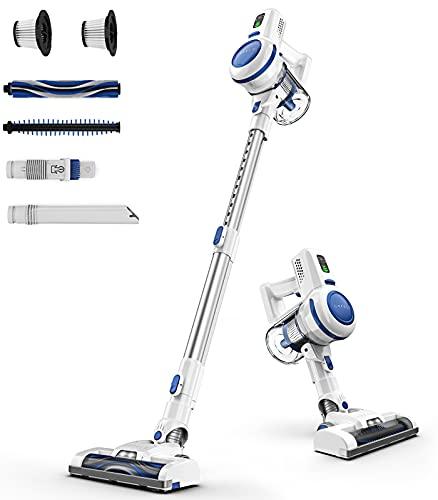 ORFELD Cordless Vacuum Cleaner, 20000Pa Stick Vacuum 6 in 1