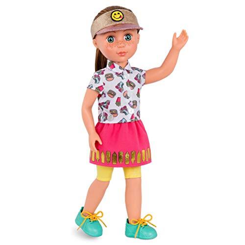 Glitter Girls GG51082Z Stivie Puppe im Retro Outfit, bunt