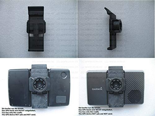 H186 - #311 kompatibel mit Garmin Zumo 660 kompatibel mit BMW Navigator IV V passende Passive Halterung Schale Klammer Cradle Mount