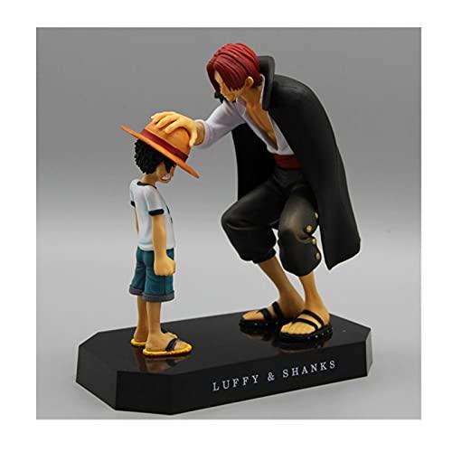 Xuanruiアニメフィギュアモデル、装飾品、二次元人形アニメの誕生日プレゼント(サイズは約18cm)