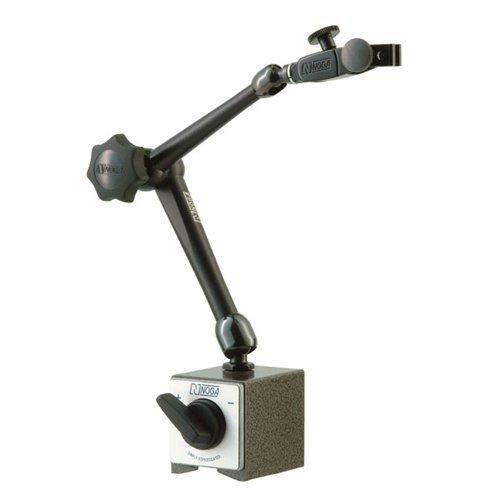 Noga MG61003 Heavy Duty Dial Gage Magnetic Base w/Metal Fine Adjust