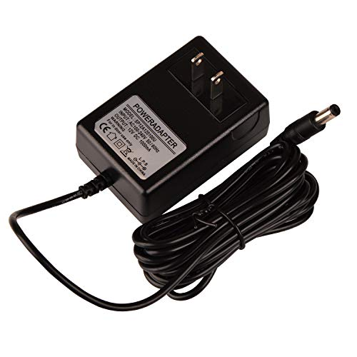 Universal 9.8 Ft 12V 1A Power Supply AC Adapter for Yamaha PSR, YPG, YPT, DGX, DD, EZ and P Digital Piano and Portable Keyboard Series (PA130 PA150 PSR-E403 and Below YPT-400 and Below, EZ-200 EZ-AG)